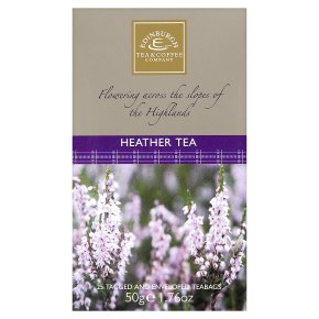 Edinburgh Tea Co heather teabags