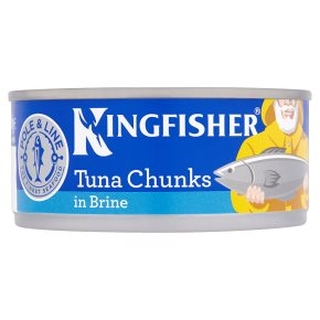 Kingfisher Tuna Chunks in Brine