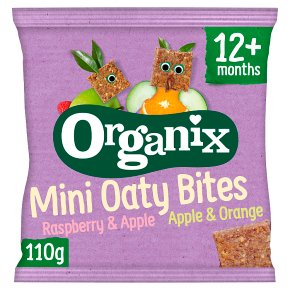 Organix Goodies Mini Oaty Bites