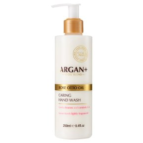 Argan+ Moroccan Rose Soothing Hand Wash