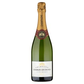 Charles Lecouvey Champagne Brut NV French Sparkling Wine