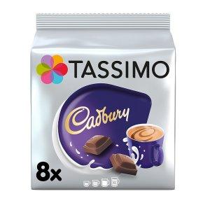 Tassimo Cadbury 8s