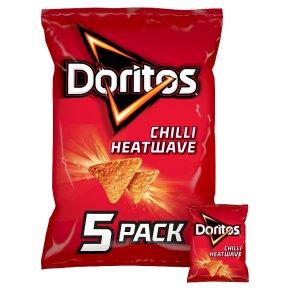 Doritos Chilli Heatwave Tortilla Chips