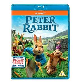 Peter Rabbit Blu Ray