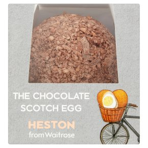 Waitrose Heston The Chocolate Scotch Egg