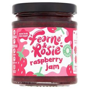 Fearne & Rosie Red Sugar Rasp Jam