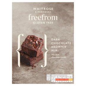 Waitrose LoveLife Chocolate Brownie