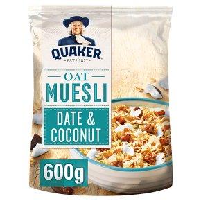 Quaker Oats Oat Muesli Date & Coconut