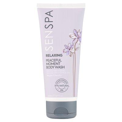 Senspa relaxing body wash