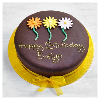 Personalised Cakes Made To Order