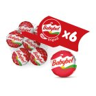 Mini Babybel original, 6 portions - 6x20g