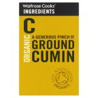 Waitrose Cooks' Ingredients organic ground cumin - 50g