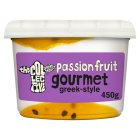 The Collective Passionfruit Gourmet Live Yoghurt - 450g