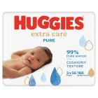 Baby Wipes Extra Care Pure (3x56s)