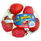 Munch Bunch Squashums strawberry & raspberry yogurt - 6x60g