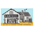 Cartmel sticky toffee pudding - 390g