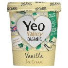 Yeo Valley Organic Ice Cream Vanilla - 500ml