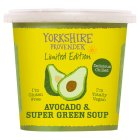 Yorkshire Provender Avocado & Super Green Soup - 380g