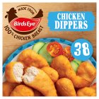 Birds Eye 38 Crispy Chicken Dippers - 697g