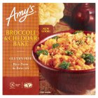 Amy's Kitchen broccoli & Cheddar bake - 270g