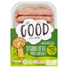 Good Little Company good little sausages - 340g