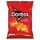 Doritos chilli heatwave sharing tortilla crisps - 180g