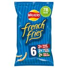 Walkers French Fries Variety - 6x18g