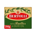 Bertolli Block with Butter & Oliver Oil - 250g
